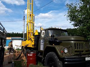 Профессиональное бурение скважин на воду во Владимирской области