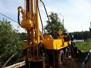 Обустройство скважины на воду и Владимирской области